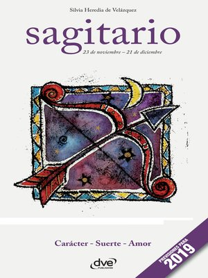 cover image of Sagitario