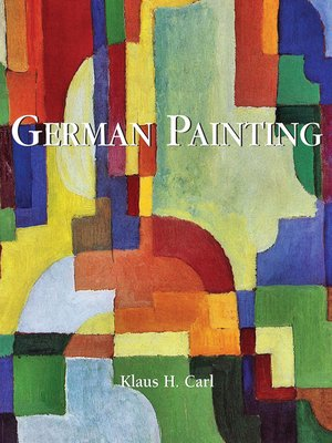 cover image of German Painting