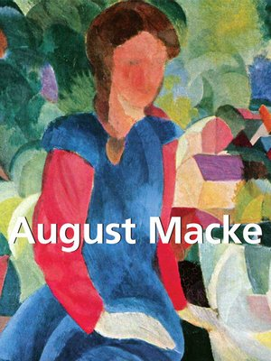 cover image of August Macke