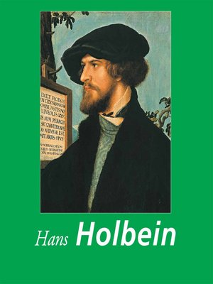 cover image of Hans Holbein