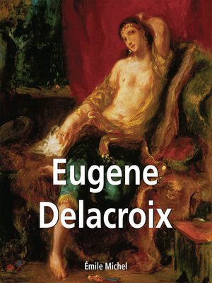 cover image of Eugene Delacroix
