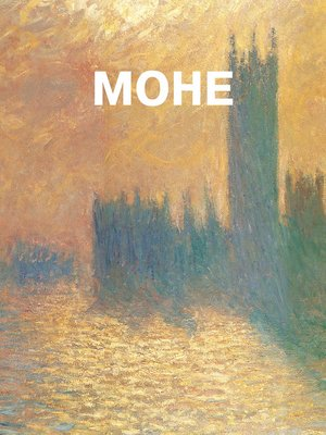 cover image of Моне
