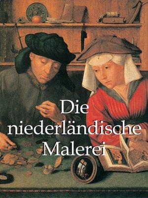 cover image of Niederländische Malerei