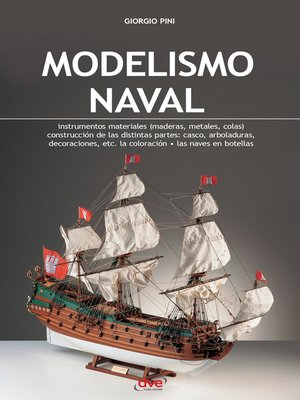 cover image of Modelismo naval