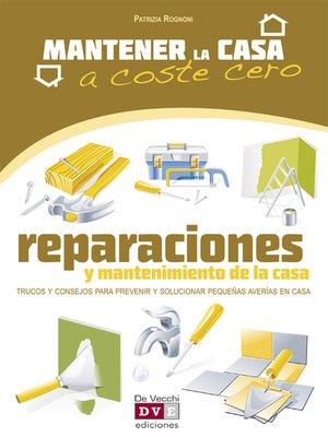 cover image of Reparaciones y mantenimiento de la casa