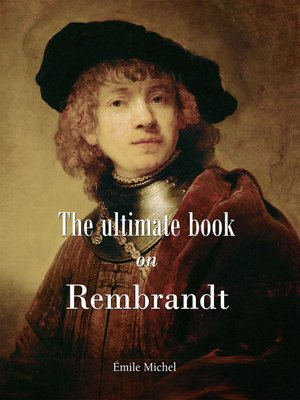 cover image of The ultimate book on Rembrandt