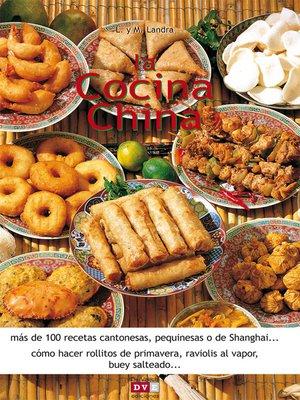 cover image of La cocina china