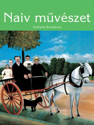 cover image of Naív muvészet