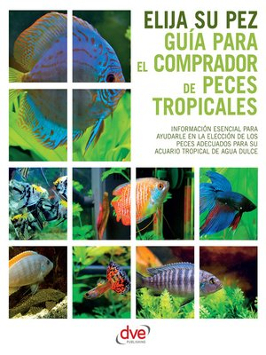 cover image of Guía para el comprador de peces tropicales