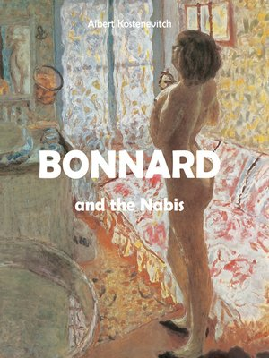 cover image of Bonnard and the Nabis