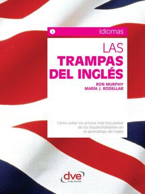 cover image of Las trampas del inglés