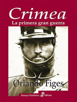 cover image of Crimea. La primera gran guerra
