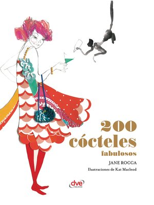 cover image of 200 cócteles fabulosos