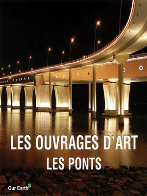 cover image of Les ouvrages d'art