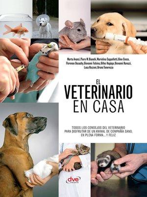 cover image of El veterinario en casa