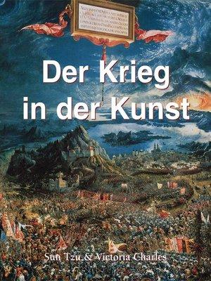 cover image of Der Krieg in der Kunst
