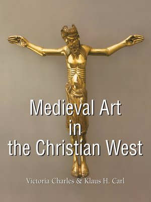 cover image of Medieval Art in the Christian West