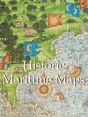 cover image of Historic Maritime Maps
