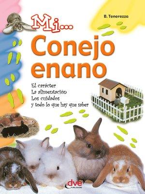 cover image of Mi... Conejo enano