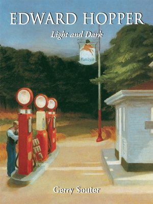 cover image of Edward Hopper Light and Dark