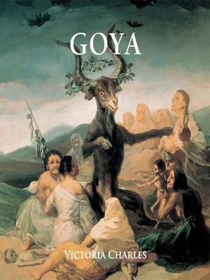 cover image of Goya