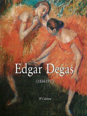cover image of Edgar Degas (1834-1917)