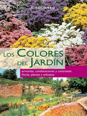 cover image of Los colores del jardín