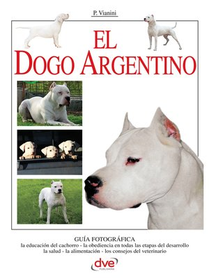 cover image of El Dogo Argentino