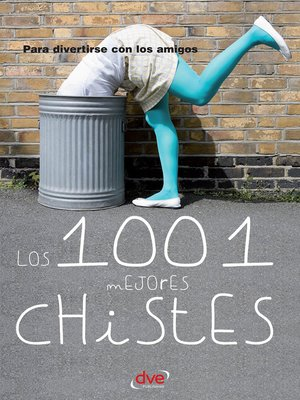 cover image of Los 1001 mejores chistes