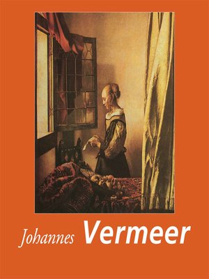 cover image of Johannes Vermeer