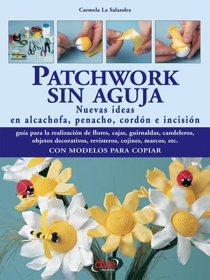 cover image of Patchwork sin aguja