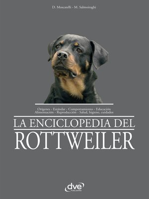 cover image of La enciclopedia del rottweiler