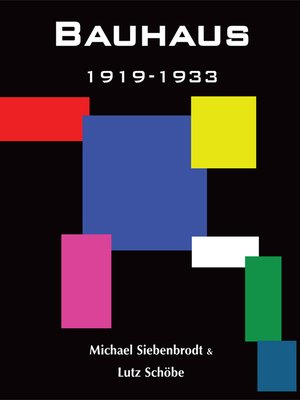 cover image of Bauhaus