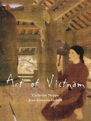 cover image of Art of Vietnam