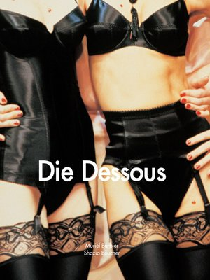 cover image of Die Dessous