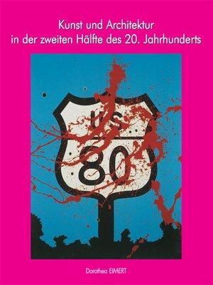cover image of Kunst und Architektur des 20. Jahrhunderts, Band II