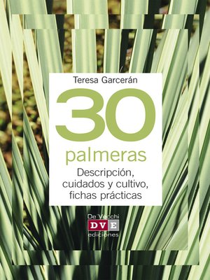 cover image of 30 palmeras