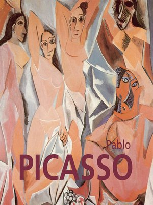 cover image of Pablo Picasso