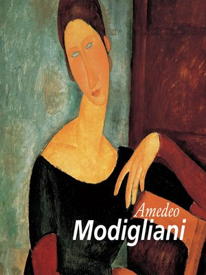 cover image of Amedeo Modigliani
