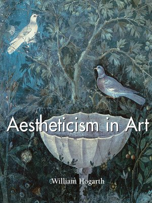 cover image of Aestheticism in Art