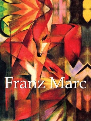 cover image of Franz Marc