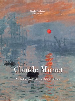 cover image of The ultimate book on Claude Monet