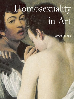 cover image of Homosexuality in Art