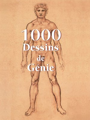 cover image of 1000 Dessins de Génie