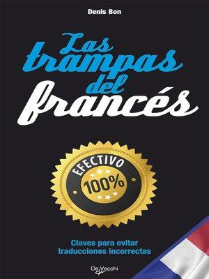 cover image of Las trampas del francés