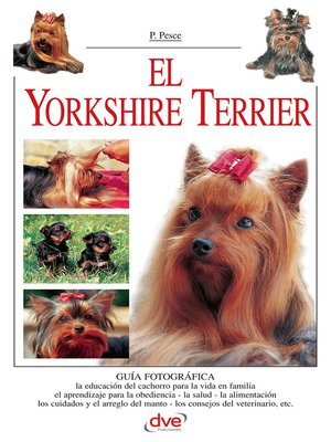 cover image of El Yorkshire Terrier