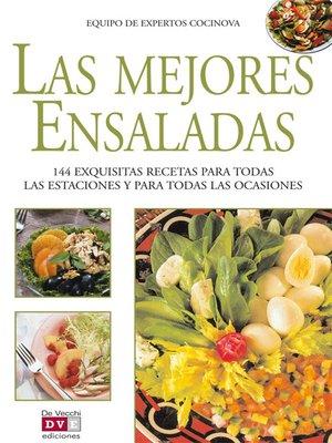 cover image of Las mejores ensaladas