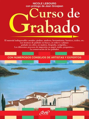 cover image of Curso de grabado