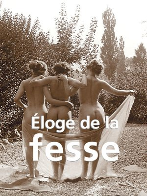 cover image of Éloge de la fesse