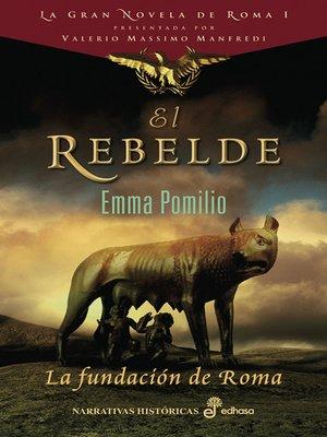 cover image of El rebelde
